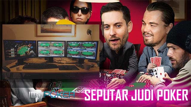Keuntungan berkontribusi dalam situs poker idn terbaik