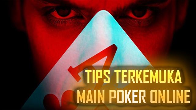 Keuntungan Bergabung Dengan Agen Poker Resmi 2019