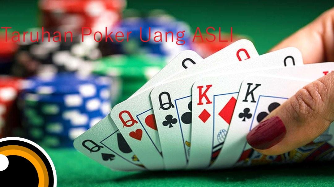 Menggali Rejeki Pada Taruhan poker Online
