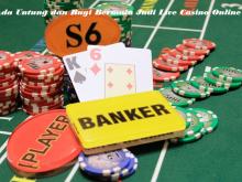Ada Untung dan Rugi Bermain Judi Live Casino Online