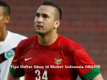 Tips Daftar Akun id Sbobet Indonesia GRATIS